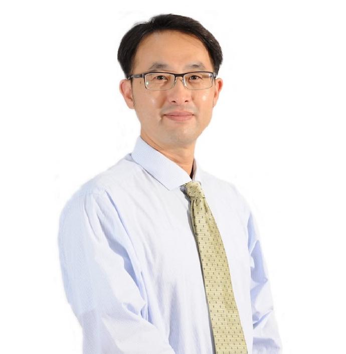 莊凱旭 副教授