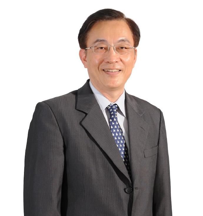 詹家昌 教授 兼副校長